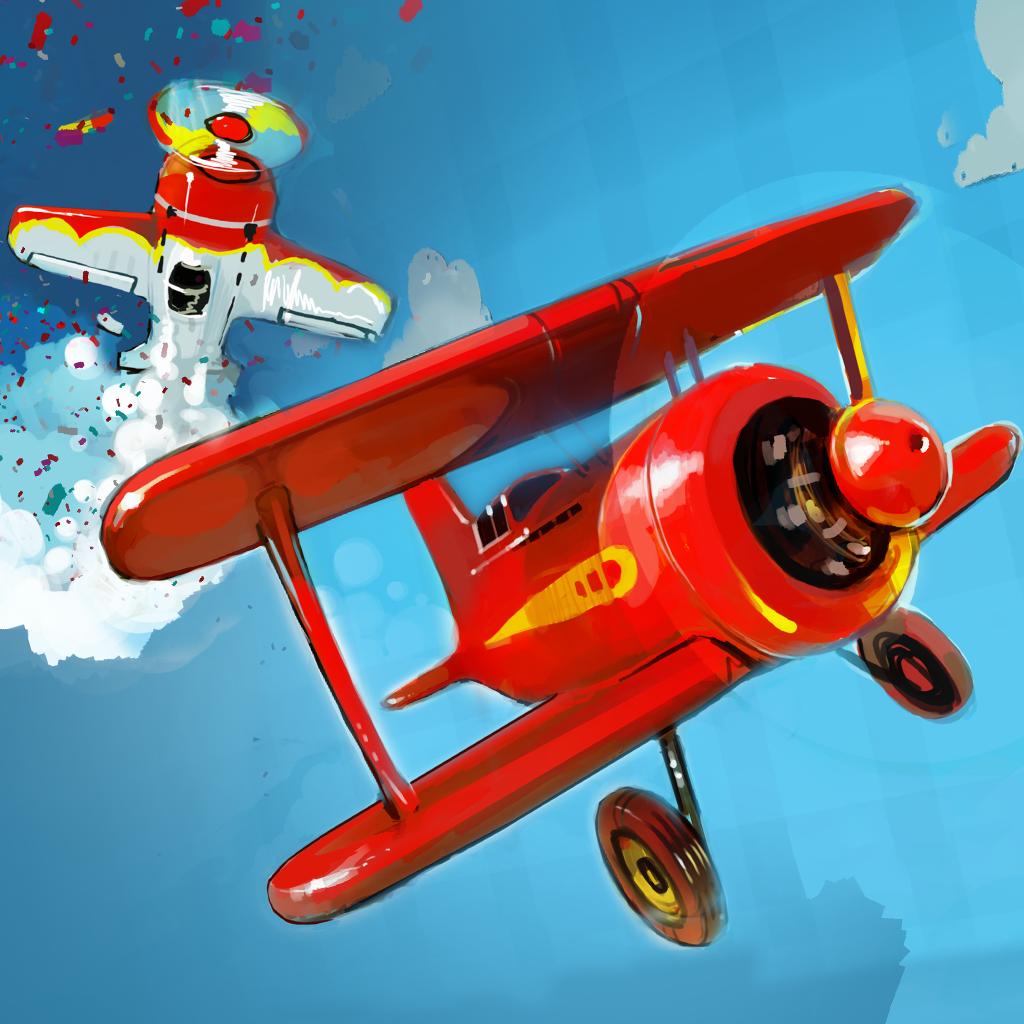 Plane Insane Multiplayer (AppStore Link)