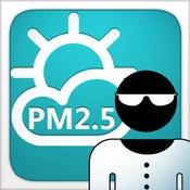 【卡通画面】全国天气监测(送PM2.5)